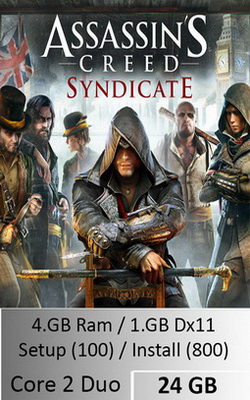 Assassins Creed Syndicate  [ 34 GB ]
